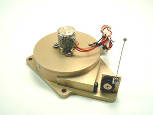 Figure 10 - Position Transducer for Man-Rated Space Vehicles