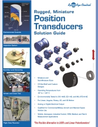 Position Transducers Solution Guide